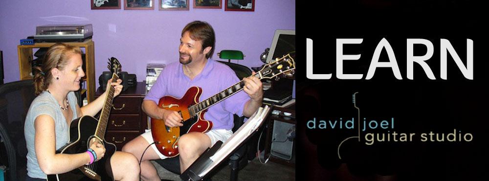 Find a guitar teacher in Philadelphia