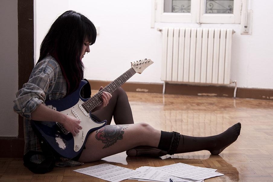 Philadelphia Guitar Lesson: Music Theory