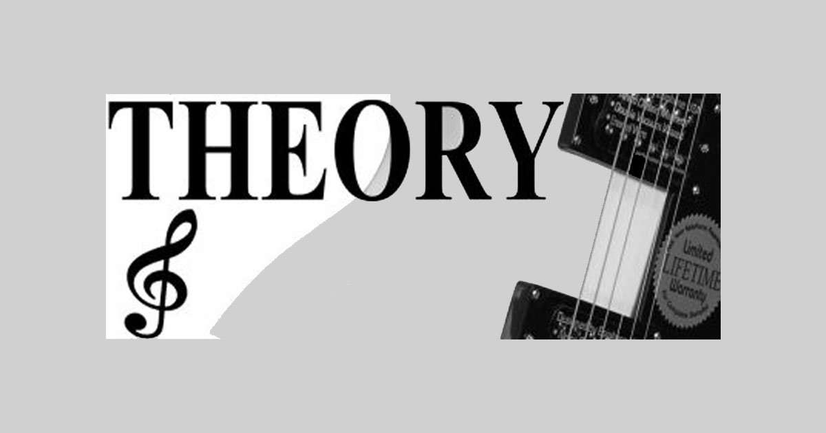 music-theory-for-the-guitarist
